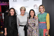 Julie Bishop attends the Mercedes-Benz Fashion Week Australia official closing party on May 16, 2019 in Sydney, Australia.