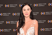 Jayde Nicole attends the Mercy For Animals 20th Anniversary Gala at The Shrine Auditorium on September 14, 2019 in Los Angeles, California.