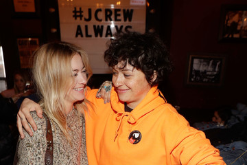 Meredith Hagner Rock & Reilly's Daytime Lounge Presented by J.Crew, NYLON and Roku - Day 2
