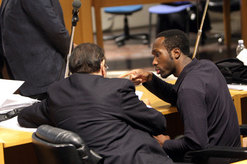 Rudy Guede Meredith Kercher Murder Trial Resumes