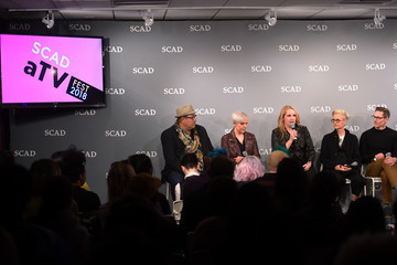 Meredith Markworth-Pollack SCAD aTVfest 2018 Screenings and Panels - Day 3