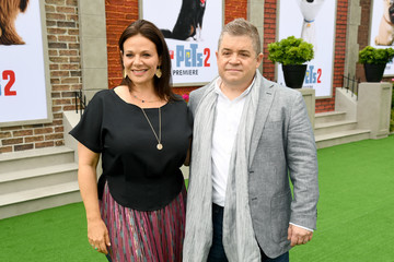 Meredith Salenger Patton Oswalt Premiere Of Universal Pictures' 'The Secret Life Of Pets 2' - Red Carpet
