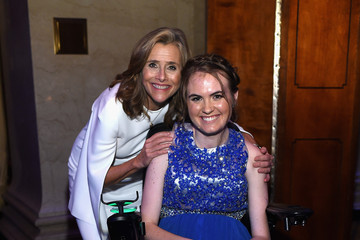 Meredith Vieira The Christopher & Dana Reeve Foundation Hosts 25th Anniversary 'A Magical Evening' Gala - Inside
