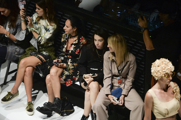 VIP Guest - Day 3 - Mercedes-Benz Fashion Week Istanbul - September 2018