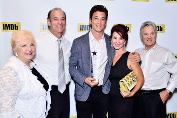 Photo of Miles Teller & his  Father  Mike Teller