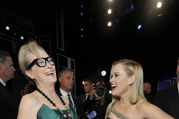 Meryl Streep 26th Annual Screen Actors Guild Awards - Cocktails