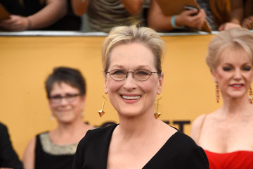 Meryl Streep 21st Annual Screen Actors Guild Awards - Arrivals