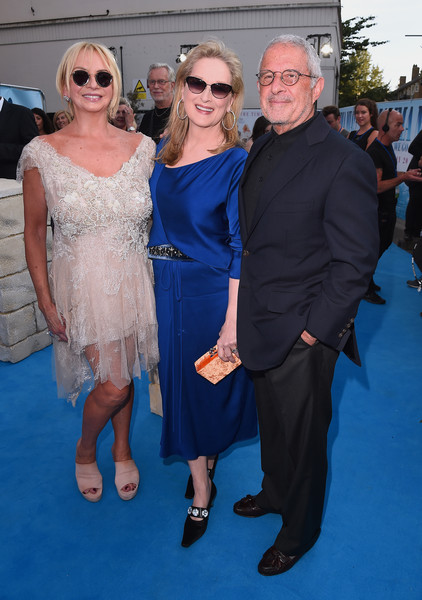 'Mamma Mia! Here We Go Again' World Premiere