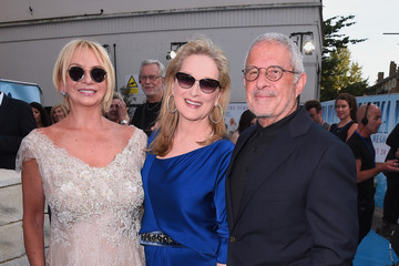 Meryl Streep 'Mamma Mia! Here We Go Again' World Premiere