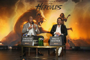 'Hercules' Press Conference in Mexico City
