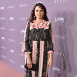 Mia Maestro 2017 LACMA Art + Film Gala Honoring Mark Bradford and George Lucas Presented by Gucci - Red Carpet