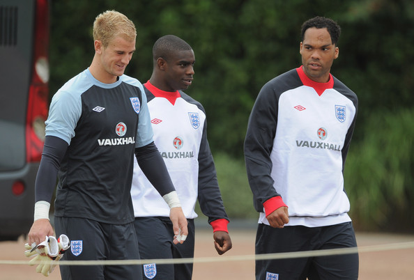 Richards-Lescott - England