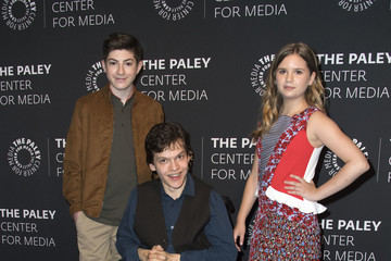 Micah Fowler 2017 PaleyLive LA Spring Season - an Evening With 'Speechless'