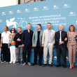 Michèle Ray-Gavras 'Adults In The Room' Photocall - The 76th Venice Film Festival