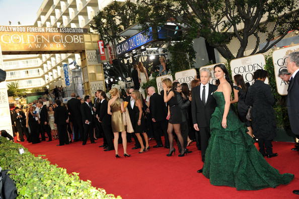 Golden Globes Catherine Zeta Jones. 68th Annual Golden Globe