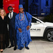 Michael Ajao Lexus at The 78th Venice Film Festival - Day 4