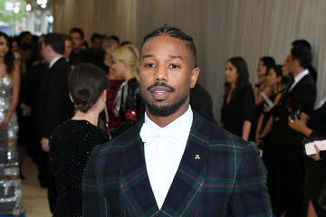 "Michael B. Jordan ""Rei Kawakubo/Comme des Garcons: Art of the In-Between"" Costume Institute Gala - Arrivals"