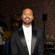 Michael B. Jordan CAA NAACP Image Awards After Party