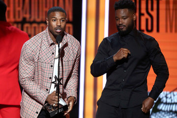 Michael B. Jordan 2018 BET Awards - Show