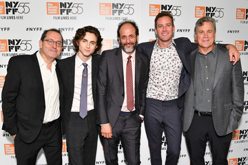 Michael Barker 55th New York Film Festival - 'Call Me by Your Name'