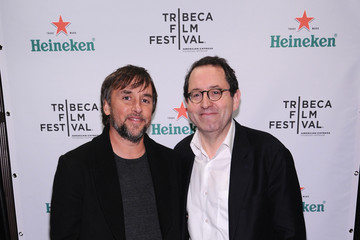 Michael Barker Richard Linklater 'Before Midnight' After Party