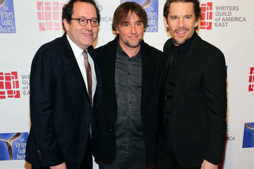 Michael Barker Richard Linklater The 66th Annual Writers Guild Awards East Coast Ceremony - Arrivals