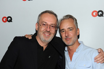 Michael Bastian Jim Moore GQ Celebrates Their Latest Issue in NYC