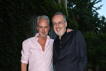 Michael Bastian Jim Moore GQ Party for Jim Moore and Milan Menswear Fashion Week Spring/Summer 2016