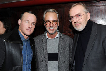 Michael Bastian Jim Moore GQ's The Style Guy Party