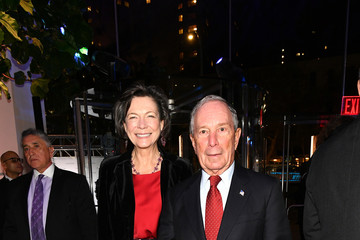 Michael Bloomberg Diana Taylor Lincoln Center Fall Gala