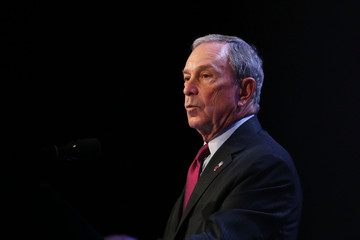 Michael Bloomberg Michael Bloomberg Delivers Final Major Address