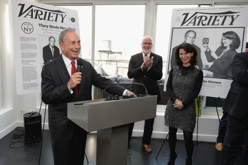 Michael Bloomberg Katherine Oliver Capital of Content Partners With Tribeca in NYC