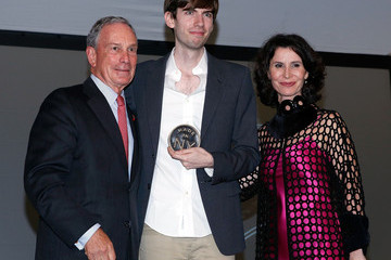 Michael Bloomberg Katherine Oliver Inside the Made in NY Awards