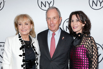 Michael Bloomberg Katherine Oliver Arrivals at the Made in NY Awards