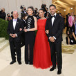 Michael Bloomberg The 2021 Met Gala Celebrating In America: A Lexicon Of Fashion - Arrivals