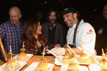 Michael Blum Amstel Light Burger Bash Presented By Schweid & Sons hosted by Rachael Ray - 2016 Food Network & Cooking Channel South Beach Wine & Food Festival Presented By FOOD & WINE