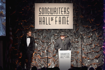 Michael Buble Celebrities Party at the Songwriters Hall of Fame 46th Annual Induction And Awards