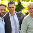 Jason Priestley and Michael Buble Photos
