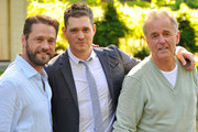 Jason Priestley and Michael Buble Photos Photo
