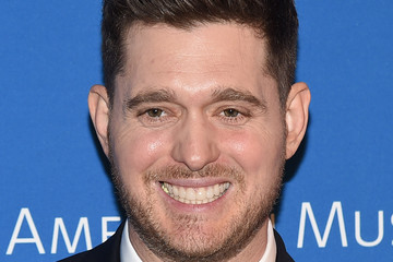 Michael Buble 2015 American Museum of Natural History Museum Gala