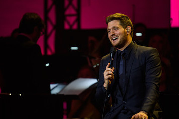 Michael Buble Michael Buble Performs At Telekom Street Gigs In Munich