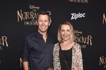 Michael Cameron Stars Of Disney's 'The Nutcracker And The Four Realms' Attend The World Premiere At Hollywood's El Capitan Theatre