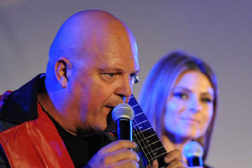 Michael Chiklis Inside the Autism Speaks' Blue Jean Ball