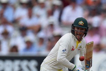 Michael Clark England v Australia: 2nd Investec Ashes Test - Day Four