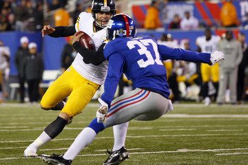 Michael Coe Pittsburgh Steelers v New York Giants