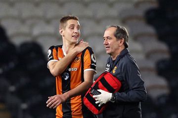 Michael Dawson Hull City v Swansea City - The Emirates FA Cup Third Round