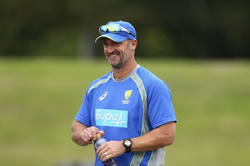 Michael Di Venuto New Zealand v Australia - 2nd Test: Day 4