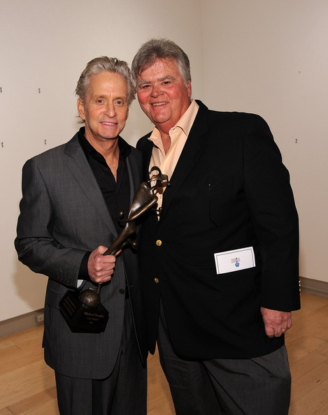 Michael Douglas and Jo...
