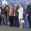 """Michael Ellenberg """"Scenes From A Marriage"""" Photocall - The 78th Venice International Film Festival"""
