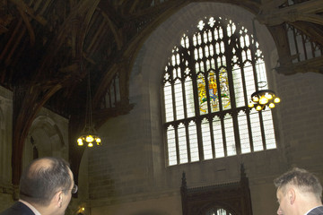 Michael Ellis Queen Elizabeth II Visits Westminster Hall